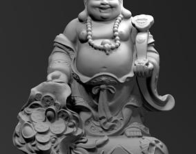 3D model Maitreya 2 - Happy Buddha - Laughing Buddha -