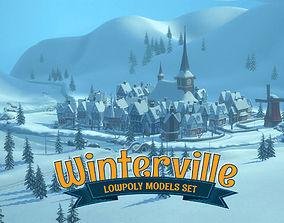 Winterville 3D model