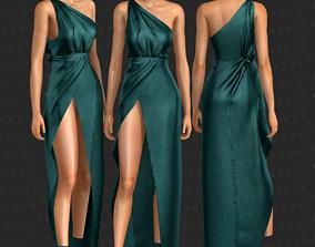 Night gown 3D asset