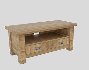 3D Tuscany Hills TV Cabinet