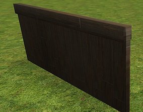 Fence architectural 3D model realtime