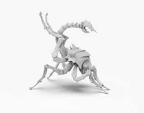 Fantasy Insect for 3d print nude