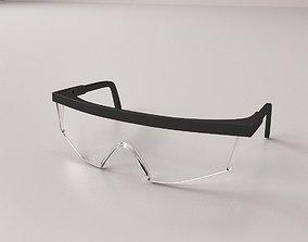 3D Safety Glass