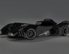 3D model Batmobile
