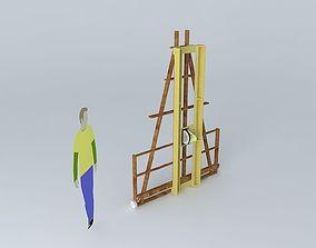 3D Serra Panel Esquadrejadora