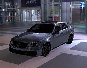 Mercedes Benz E63s 3D model