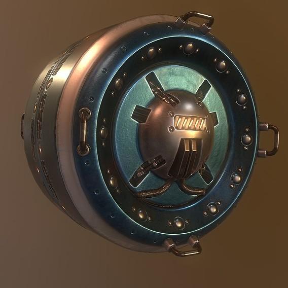 AI control module Blue Version