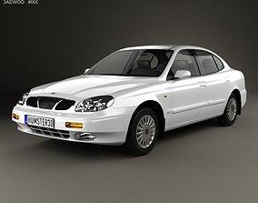 Daewoo Leganza V100 1997 3D