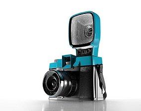 3D model Diana Fplus Camera
