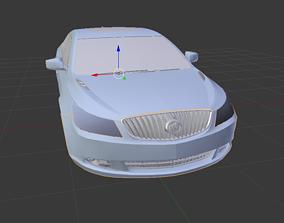 2013 Buick LaCrosse 3D model