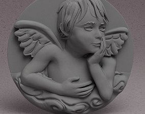 3D print model Angel Cherub