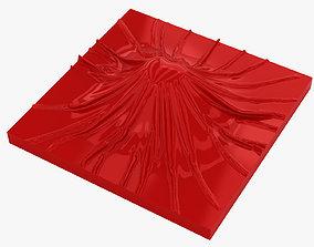 Decorative Heart 001 3D model