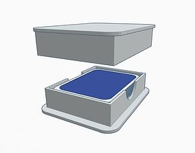 3D printable model Playing Card Case