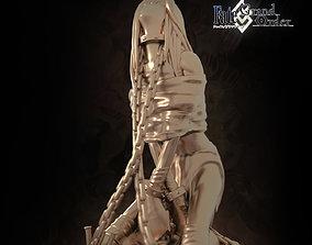 Fate GrandOrder Avenger Class Chess Piece 3D print model