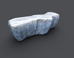3D asset realtime PBR Iceberg