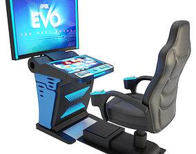 3D sports Slot Machine Apex Gaming Casino