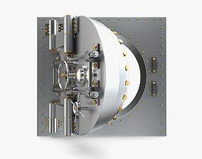 3D Bank Collection - Vault Door