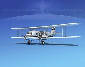 Curtiss Condor V05 3D model