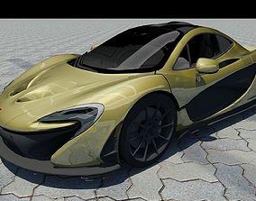 P1 Mclaren 3D model