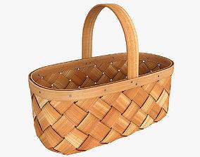 3D fiber Wicker basket