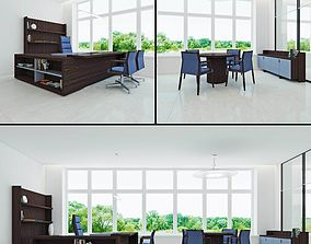 Ofifran freeport office collection 3D model
