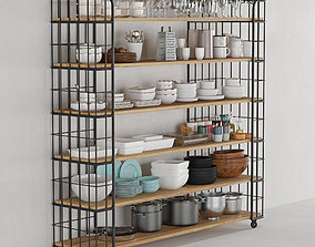 Kitchenware and Tableware 23 3D