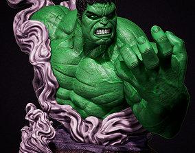 3D print model Hulk and Grey Hulk Bust