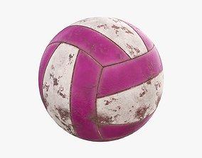 Classic volley ball v2 3D model