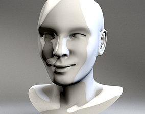 3D model Cate Female