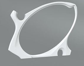 Frame for mirror 4 3D
