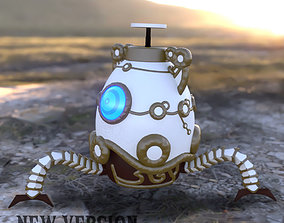 3D printable model Baby guardian Hyrule warriors Age of