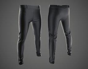 3D Suit Pants