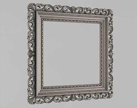3D print model Frame mirror