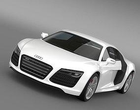 Audi R8 V10 2013 3D model