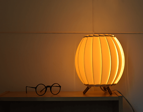 DA Lamp by TIXEN 3D print model