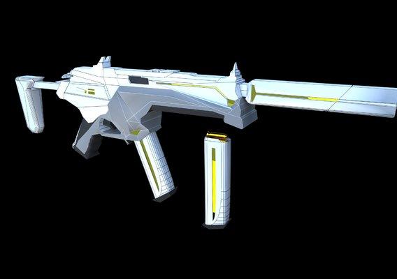 Gun Spectre Valorant