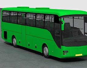 3D asset Bus Model