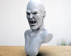 3D printable model Vampire Bust