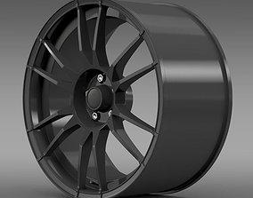3D model Toyota GT 86 Cup Edition rim