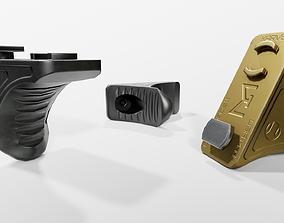 Railscales Karve MLOK Handstop 3D model