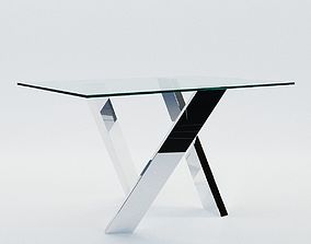 3D model Dining table Mikado - New design