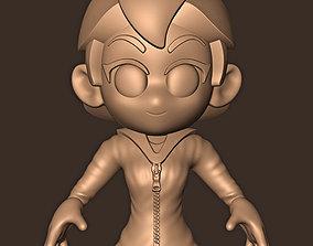 TOKYO CHIBI CASA DE PAPEL 4 3D print model