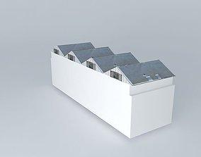 Thames Quay Chelsea Harbour 3D model