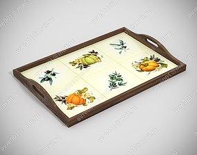 Kitchen tray 3D