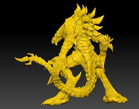 3D printable model Rampage