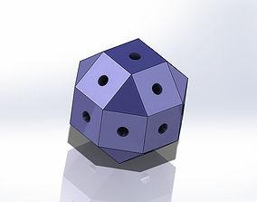 Tinker Toy 3D print model