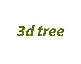 3d tree1 vray