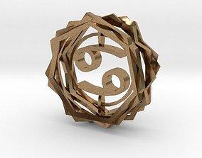 3D printable model Cancer