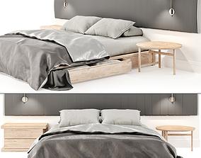 Poliform Bedroom 3D model