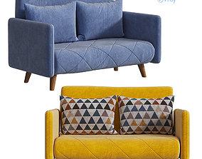 3D Sofa IModrn Cardiff 2 colors